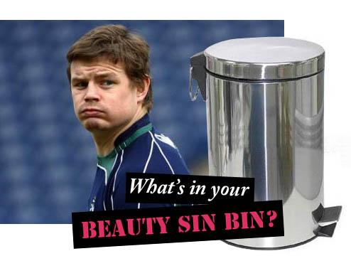 beauty sin bin