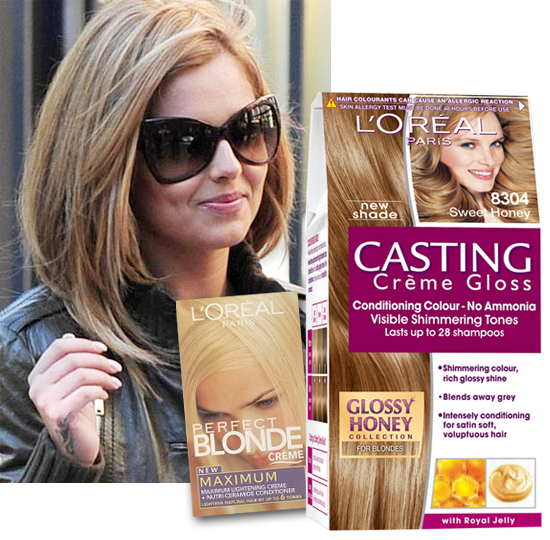 How To Get Cheryl Cole S Blonde Hair With L Or 233 Al Paris