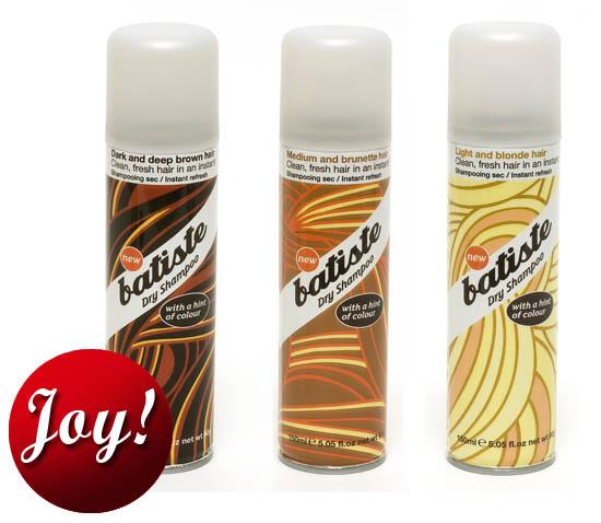 batiste for coloured hair