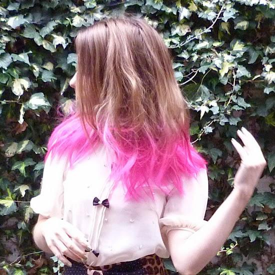lynnie pink tips