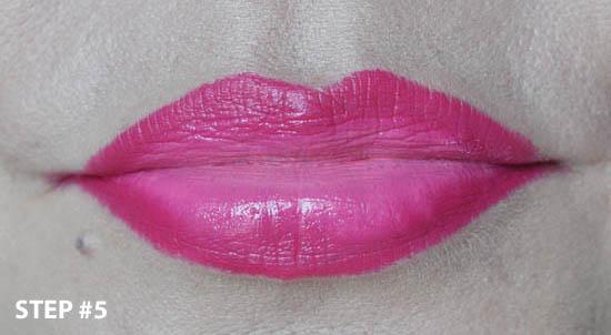 ombre lip