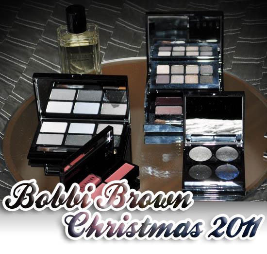 bobbi brown Christmas 2011 collection