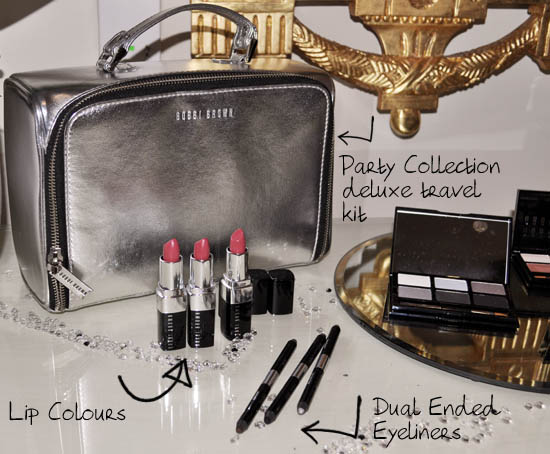 Bobbi Brown Christmas gifts and launches 2011