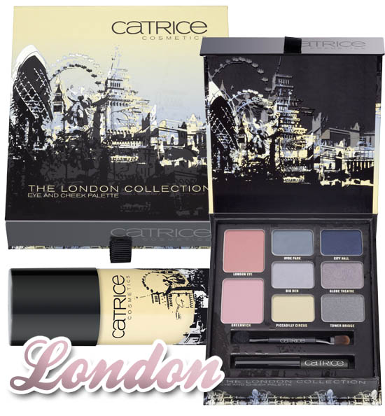 catrice big city palette london