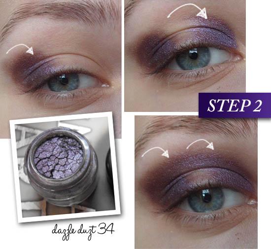 eye tutorial step two
