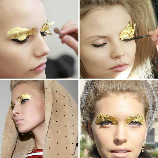 fendi golden eyes
