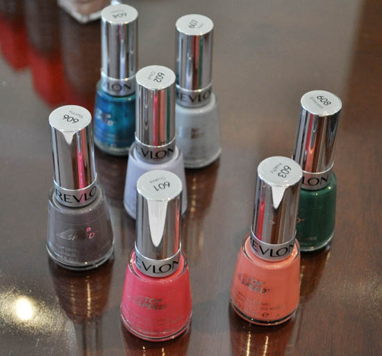 Revlon Top Speed Fast Dry Nail Enamel Launches in Ireland | Beaut.ie