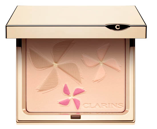 clarins colour breeze powder