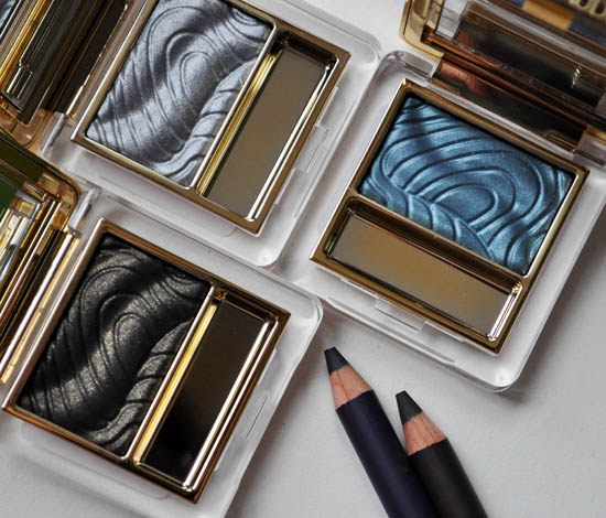 estee lauder pure colour cyber eyes shadows
