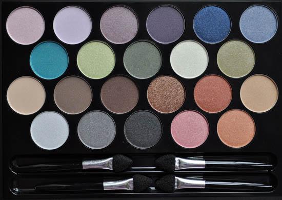 gosh 22 pan palette shade selection