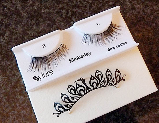paperself eyelashes comparison