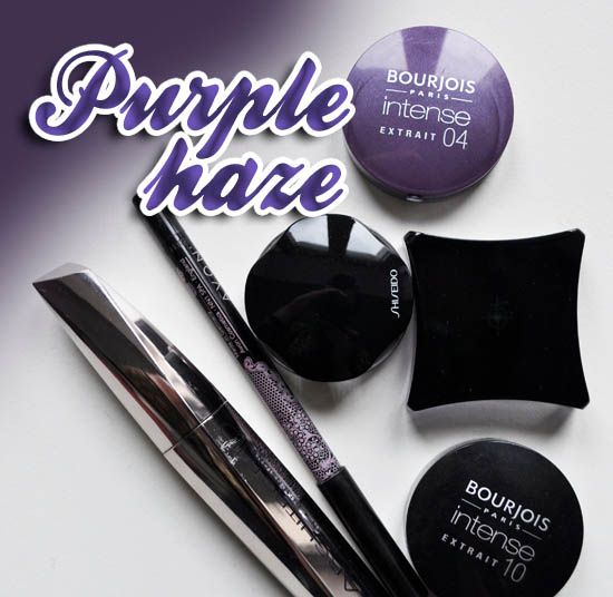 purple eye products