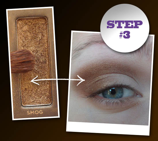 smokey eye step 3