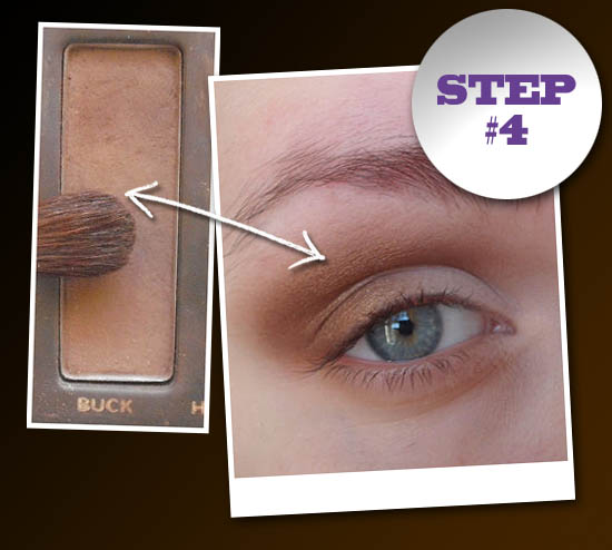 smokey eye step 4