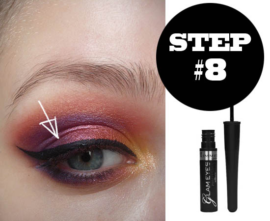 sunset eyes tutorial step 8