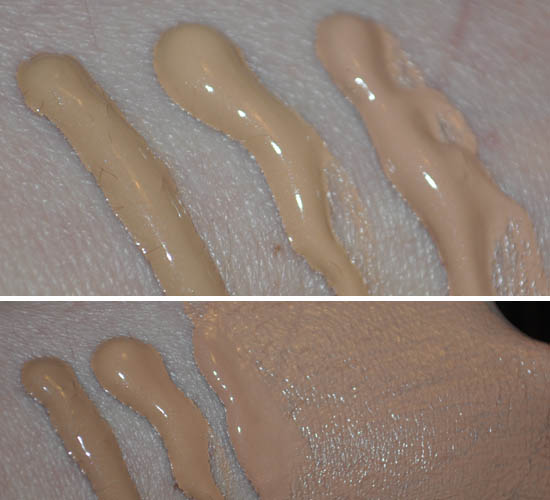 rimmel wake me up swatches