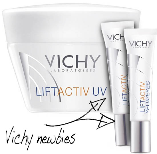vichy lifttactiv derm source UV and eyes
