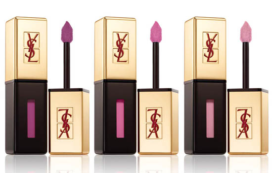 ysl glossy stains