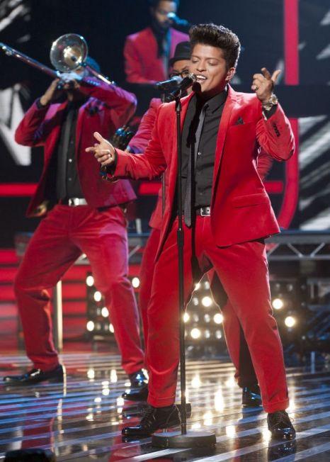 Bruno Mars - thumbelina
