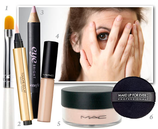 concealer options for dark circles
