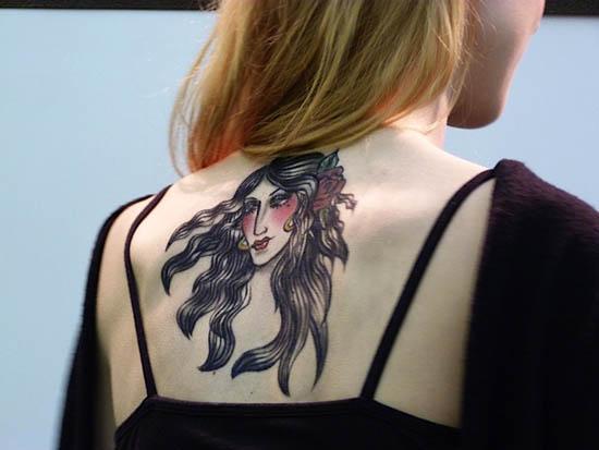 mac chromagraphic tattoo
