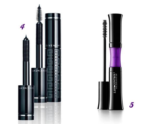 mascaras from givenchy and