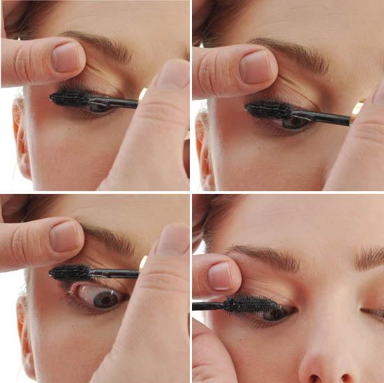 mascara tutorial