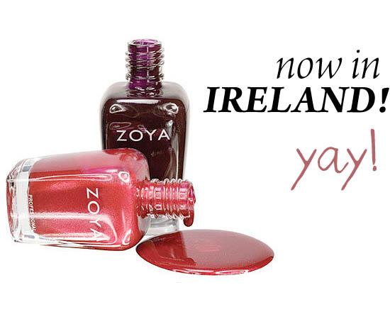 zoya now in Ireland