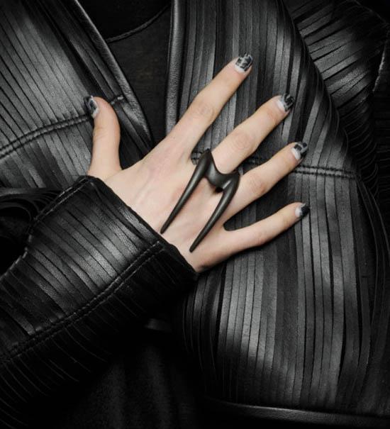 nails at gareth pugh