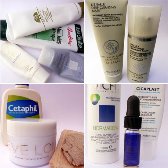 oily skin skincare roducts