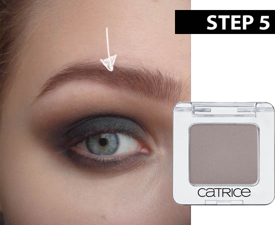 smokey eye step 5