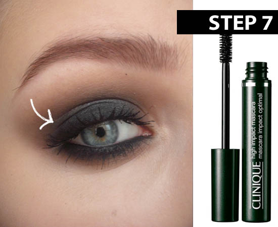 smokey eye tutorial step 7
