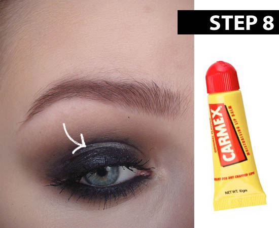 smokey eye step 8