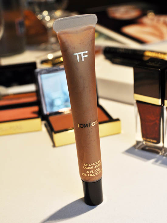 tom Ford Beauty Lip Lacquer in Gold Dust
