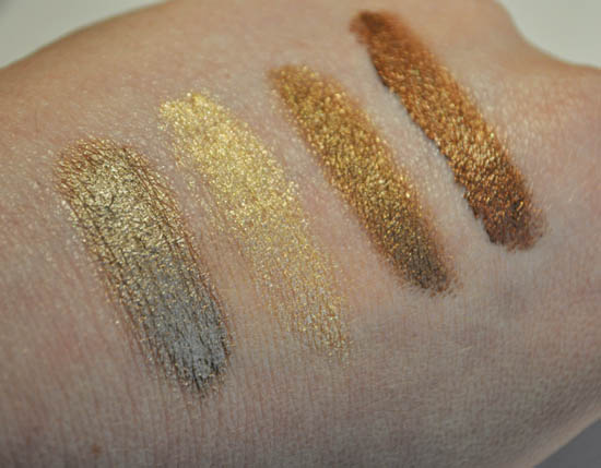 tom ford swatches