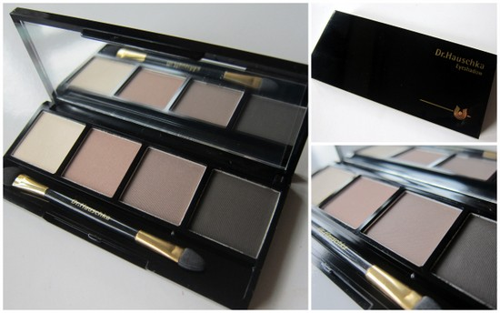 Dr Hauschka Eyeshadow Palette Stone Colours