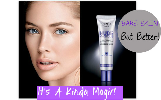 Amazon.com : Loréal Paris Nude Magique BB Cream Bare Skin