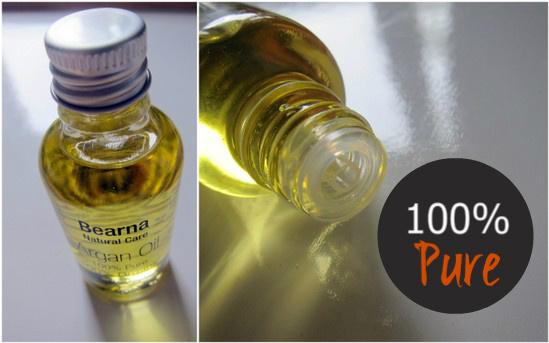 Bearna Natural Care Argan Oil