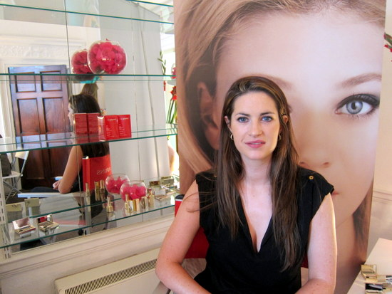 Clarins Autumn Collection 2012 Launch