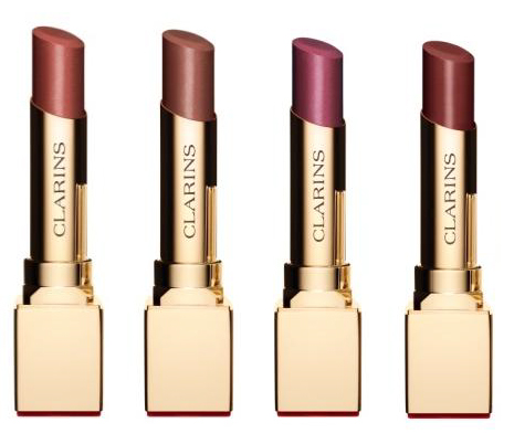 Clarins lipstick autumn 2012