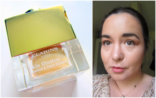 Clarins Skin Illusion Loose Mineral Powder Foundation