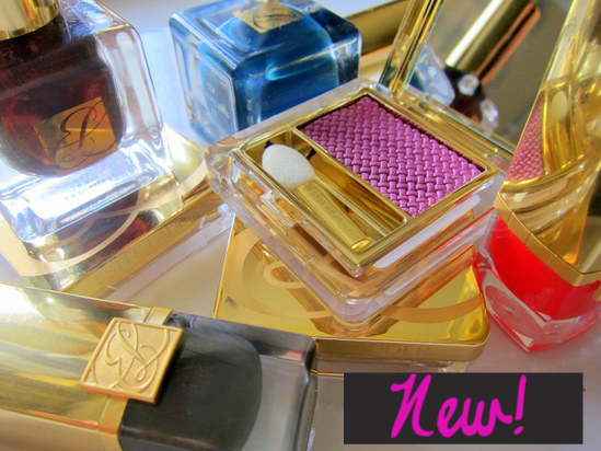 Estee Lauder Pure Colour Vivid Shine Collection