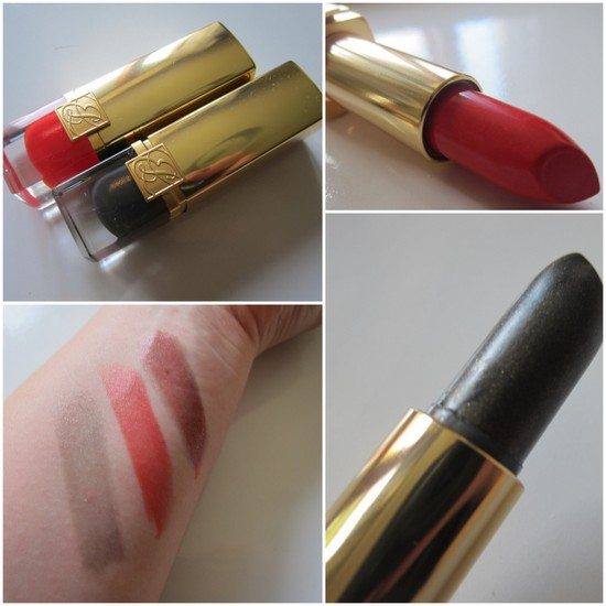Estee Lauder Pure Colour Vivid Shine Lip Swatches