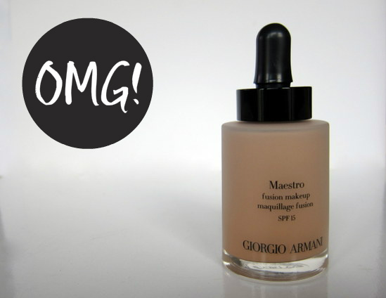 Giorgio Armani Maestro Fusion Make Up