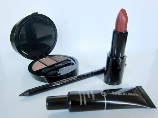 Armani Easy Chic Autumn 2012 collection