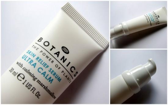Boots Botanics Ultra Calm Skin Relief Serum