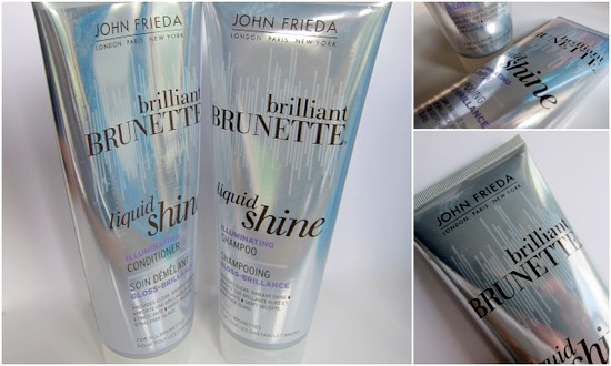 John Frieda Brilliant Brunette Liquid Shine