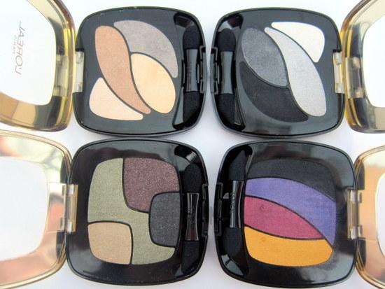 L'Oreal Paris Colour Riche Eyeshadow Quads
