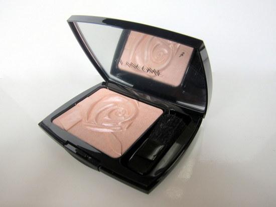 Lancome Blush Highlighter Moonlight Rose AW12