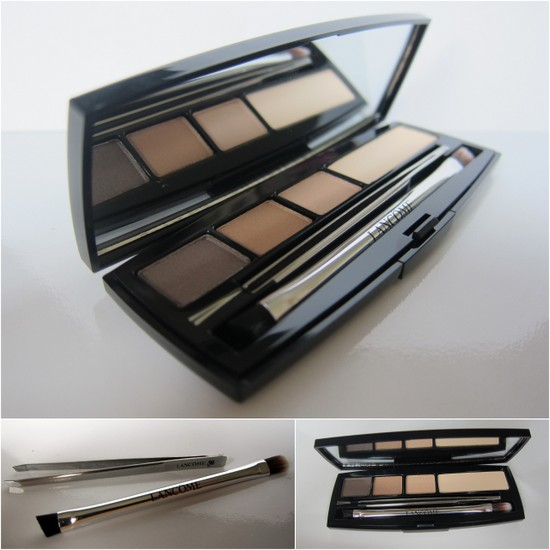 Lancome Le Regard Pro Eye Kit Midnight Roses AW12 Collection